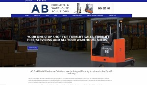 AB Forklifts & Warehouse Solutions in Moorabbin - (Online Catalogue)