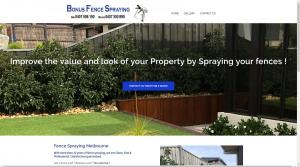 Bonus Fence Spraying, Carrum Downs