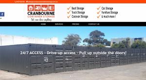 Cranbourne Container Storage, Cranbourne
