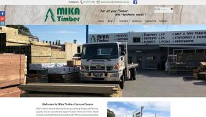 Mika Timber, Carrum Downs - (Ecommerce Solution)
