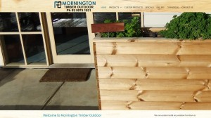 Mornington Timber Outdoor - (Online Catalogue)