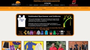Natsports, Dandenong -  - (Ecommerce Solution & Online Catalogue)