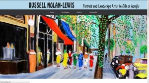 Russell Nolan Lewis Artist, Carrum Downs
