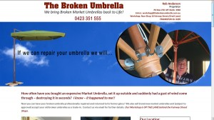 The Broken Umbrella, Frankston