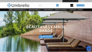 Umbrello Seaford - (Ecommerce Solution)